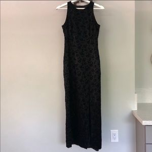 Vintage trio new york dress
